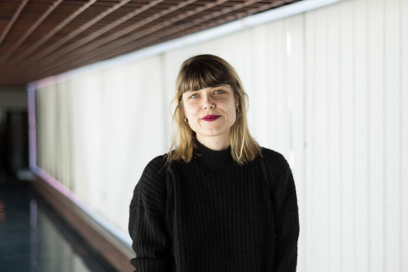Hana Jušić, fotografija Nemanje Kneževića